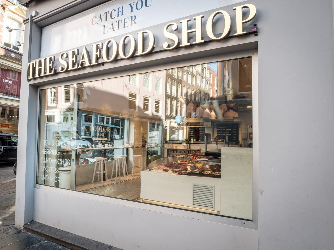 The Seafood Shop Leidsestraat
