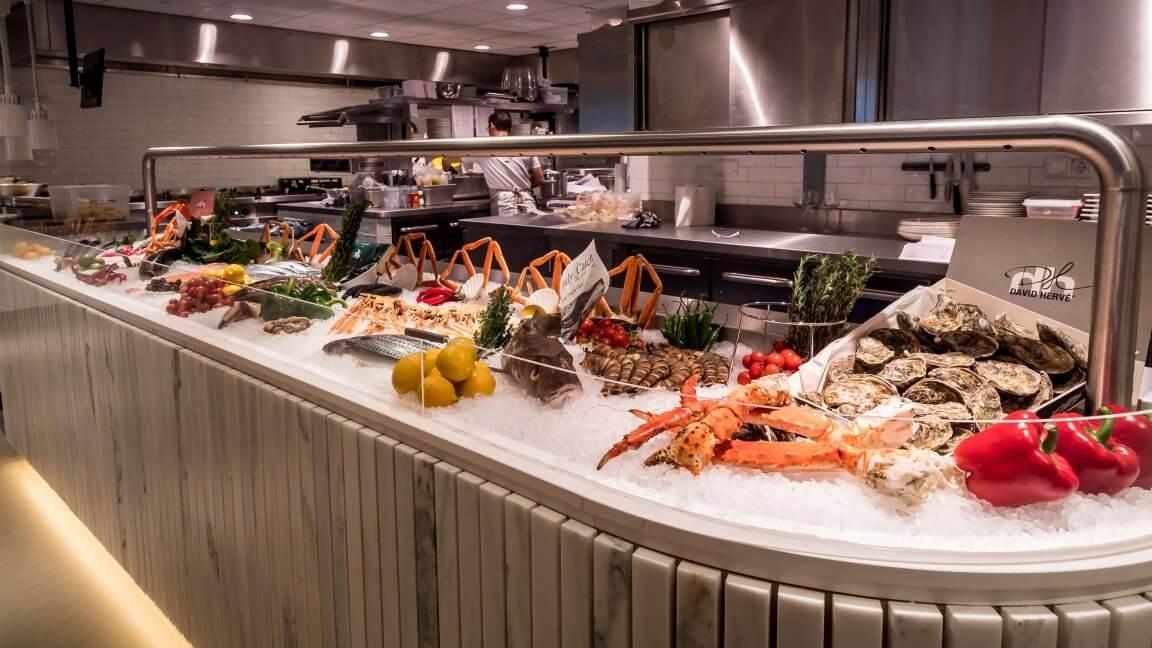 The Seafood Bar, Utrecht